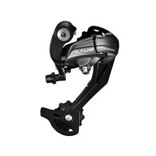 Shimano Altus RD-M370 9-Speed SGS Direct Attachment Rear Derailleur Black