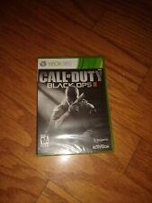 Video Game Call of Duty: Black Ops II (Microsoft Xbox 360, 2012)