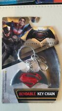 batman v superman bendable key chain.New.