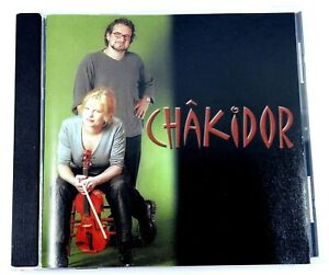 Chakidor CD Valerie Pichon Andre Varin French Canadian Music