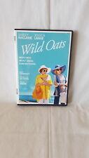 Wild Oats DVD Shirley MaClaine Jessica Lange