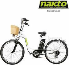 NAKTO Electric Bicycle 26