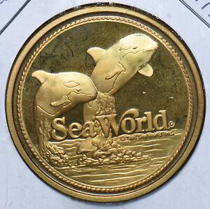 1981 Token Sea World 191951 combine shipping