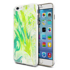 Green Fusion Shockproof Hard Case Cover For Mobiles