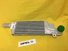 NEUF + Orig OPEL LADELUFT refroidisseur CORSA C 1,7 CDTI Diesel avec 75 CH dti turbo refroidisseur