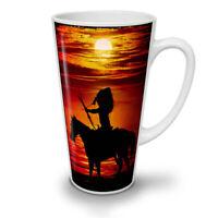 Horse Sea Sunset NEW White Tea Coffee Latte Mug 12 17 oz | Wellcoda
