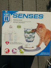 Senses Cat it Kitty Food Feeding Maze Tree Interactive Feeder Kitten Play Toy