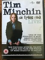 TIM MINCHIN ~ SO F***ING ROCK ~ 2006 Stand Up Comedy | UK DVD