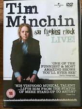 TIM MINCHIN ~ SO F***ING ROCK ~ 2006 Stand Up Comedy | UK DVD