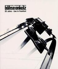 Böhse Onkelz - 20 Jahre - Live in Frankfurt (2 DVDs) DVD  Gebraucht BLITZVERSAND