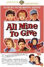 ALL MINE TO GIVE (1957) DVD