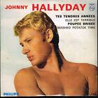 CD single: Johnny Hallyday: tes tendres années + 3. ltd ed: N°23. universal. D1