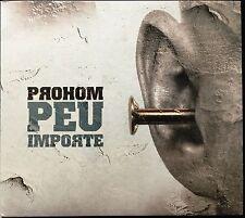 Peu Importe von PROHOM (2004) CD & DVD