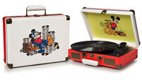 New Crosley CRUISER CR8005A-DS Disney Record Player Turntable RSD Exclusive