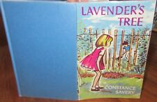 Lavender's Tree ~ Constance Savery. 1st 1969 HARDcover + Dj Pathway Ser  in MELB