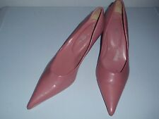 New Look Pink High Heels Size UK 7, EUR 40