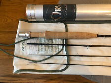"Orvis Superfine Carbon Fly Fishing Rod 7ft6"" 3 Weight"