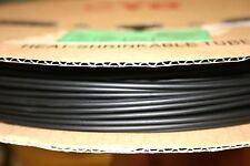 "660 ft. 1/8"" Heat Shrink Tubing-3:1 Ratio-Dual-Wall w/Adhesive Lining-Black"