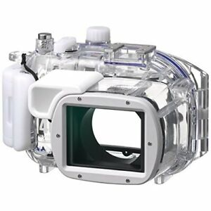 PANASONIC DMW-MCTZ10 Waterproof Underwater Marine Case Lumix DMC-TZ10 F/S JAPAN
