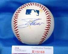 JIM THOME SigneD JSA COA Major League OML Baseball Authentic Autographed