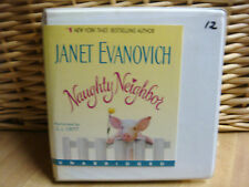 Naughty Neighbor by Janet Evanovich (2008, CD, Unabridged)