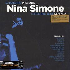 ♫ 33 T NINA SIMONE - LITTLE GIRL BLUE REMIXED -  (Music On Vinyl 180 g) ♫