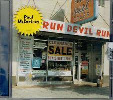 1/272 - Paul McCartney - Run Devil Run  - CD usato