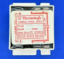 THERMALOGIC A432 SOLID STATE RELAY 10 AMP