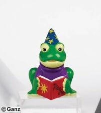 New retired Webkinz Frog Sorcerer with sealed tag and code