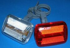 Eurolight Cyclelight Front and Rear Bicycle LED Laser Lights