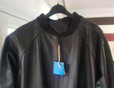 Une très rare Adidas 'A15' Veste en cuir, XXL, 2004-NEUF