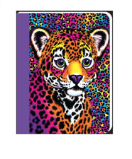 NEW Lisa Frank Composition Book, 100 Sheets, Wide Ruled- BACK TO SCHOOL SUPPLIES