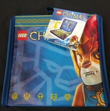 New Lego Legends of Chima BATTLE CASE ZipBin Carry Bag Play Mat Storage Neat-Oh!