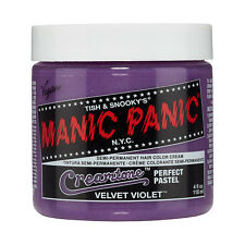 Manic Panic High Voltage Classic 118ml Colorante per Capelli Tintura Cream Velvet Violet