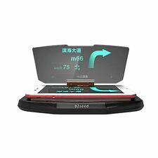 BZseed Head Up Display, Car HUD Phone GPS Navigation Image Reflector, Cell phone