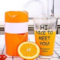 Handpresse Citrus Juicer Orange Zitronensaftpresse Obst-Handbuch Einfacher Extra