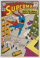L9443: Superman #150, Vol 1, Fine Condition