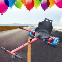 Adjustable Go Kart Hover Kart Stand Seat Frame for Balancing Scooter US STOCK