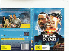 Race To Witch Mountain-2009-Dwayne Johnson-Movie-DVD