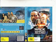 Race To Witch Mountain-2009-Dwayne Johnson-Movie-DVD