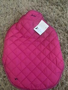 Joules Dog Coat Large Back Length 55.6cm
