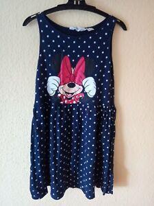 Kleid Kinderkleid Mädchen Gr. 146/152 Disney Minnie Maus Mouse