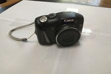 USED - Canon PowerShot SX150 IS 14.1 MP Camera - BLACK - 013803140538