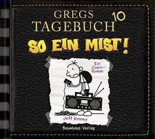 Gregs Tagebuch 10 - So ein Mist! von Jeff Kinney (2015)