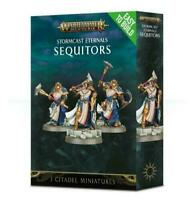 Stormcast Eternals Easy to Build Sequitors - Warhammer Age of Sigmar - New 71-09