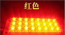 1pcs / 24 lights RED beads Piranha energy saving super bright LED light panel