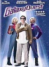 Galaxy Quest (Dvd, 2000, Widescreen) - New & Sealed!