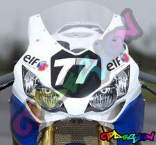 KIT ADESIVI FARI HONDA CBR 1000 RR 08 REPLICA SBK moto sticker racing Headlights