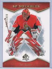 2007-08 UPPER DECK SP AUTHENTIC RAY EMERY NOTABLES UD SP /1999 #123