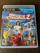 Sports Champions 2 (Sony PlayStation 3, 2012) PS3 Playstation Move Game